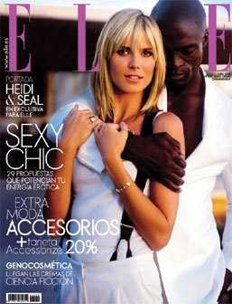 Revista ELLE abril 2008