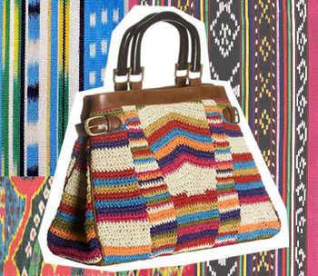 Carteras H&M de estilo peruano