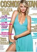 Revista Cosmopolitan mayo 2008
