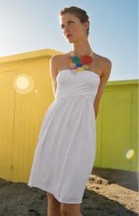 Cmo escoger el vestido blanco perfecto para este verano Web de