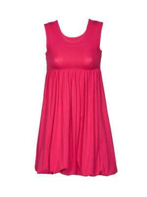 vestido rosado 5