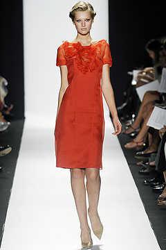 07f6330472569 Vestidos Primavera 2009 de Carolina Herrera