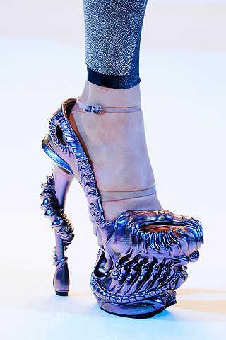 Zapatos Mcqueen