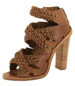 Tendencia p v 2010 sandalias con tacones de madera web - Tocones de madera ...