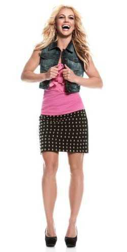 Britney-look