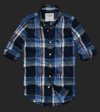 Abercrombie Camisas De Vestir