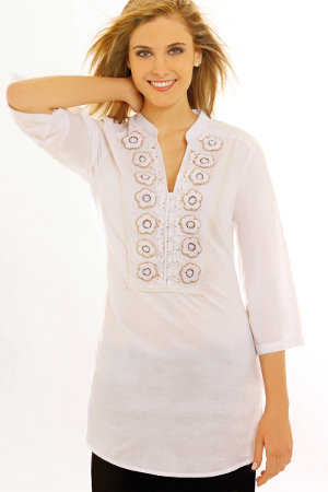 tendencia en blanco para la primavera verano 2011 de niza web de la