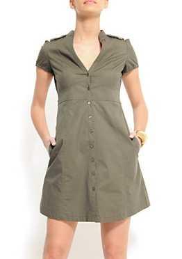 Modelos de vestidos safaris