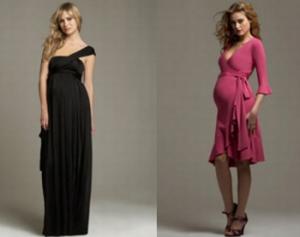 Vestidos de fiesta de dia para embarazadas