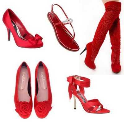 8abe3d36d0d2 Con qué ropa y accesorios puedo combinar mis zapatos rojos