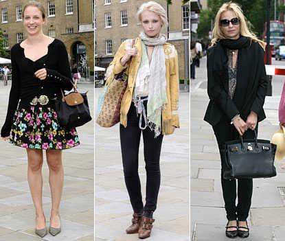 Conoce El Street Style Hablan Las Bloggers De Moda Expertas Web De La Moda