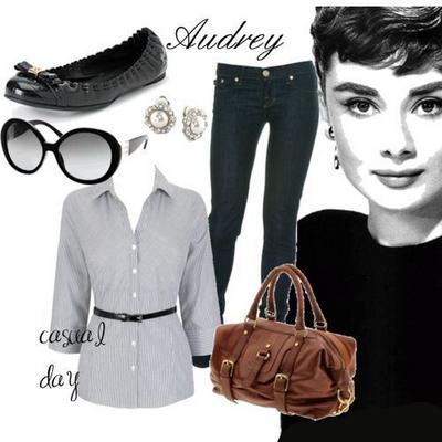 Moda Retro Que Aman Las Celebrities Audrey Hepburn Web De La Moda