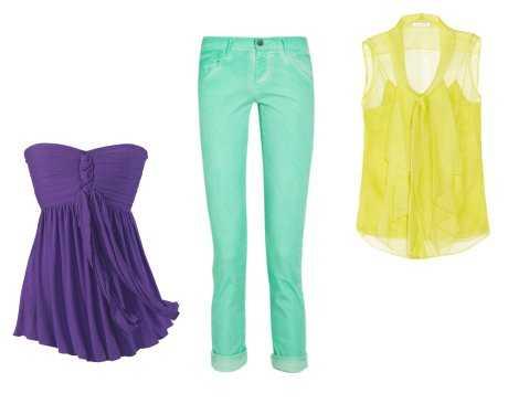 Cmo combinar pantalones color menta 4 propuestas geniales Web
