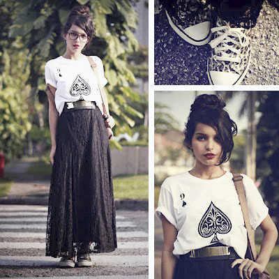 Faldas Teen Style Outfits Style Teen Largas PSaIWq61