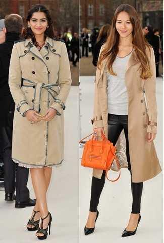 Outfits ideales para el invierno 2012   Web de la Moda