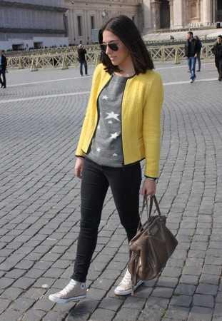 Outfits con zapatillas u00a1cu00f3moda y su00faper chic! | Web de la Moda