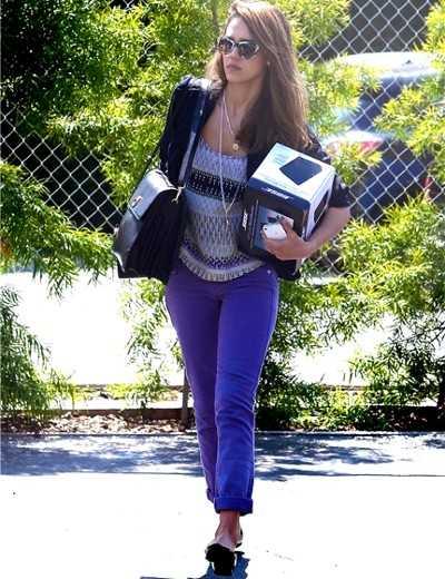 C mo combinar un pantal n morado las mejores ideas for Como se combina el color violeta