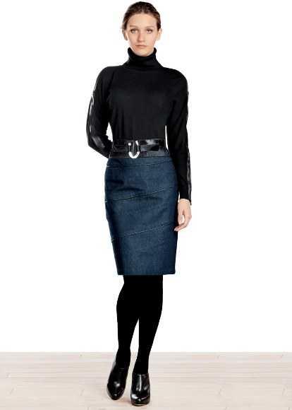 bb30533d85ea Faldas para mujeres bajitas, ¡los modelos ideales! | Web de la Moda