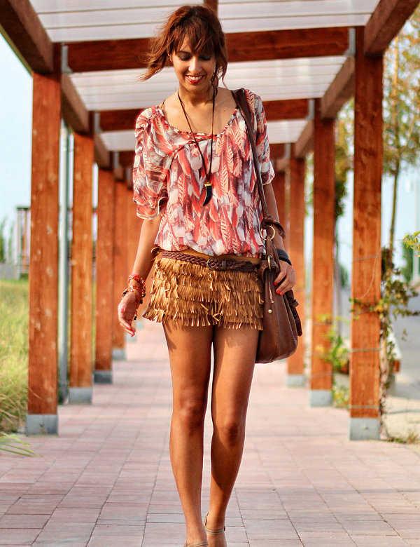 blusas de gasas colores de primavera
