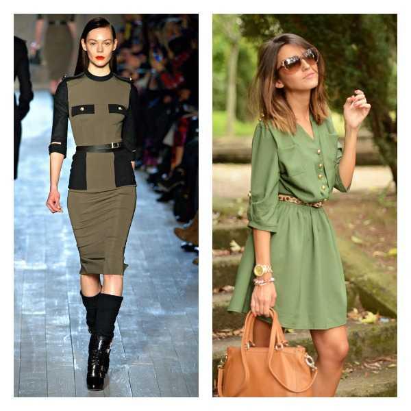 Distinto tipos de diseño de vestidos