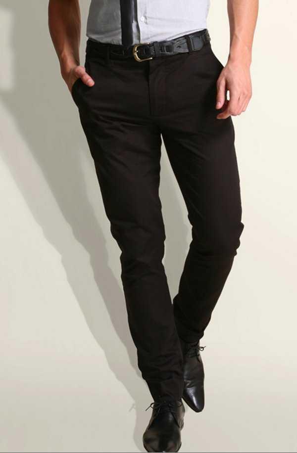 La Nueva Moda En Ropa Moda Hombres Tendencia Slim Fit