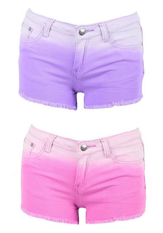 shorts-degrade