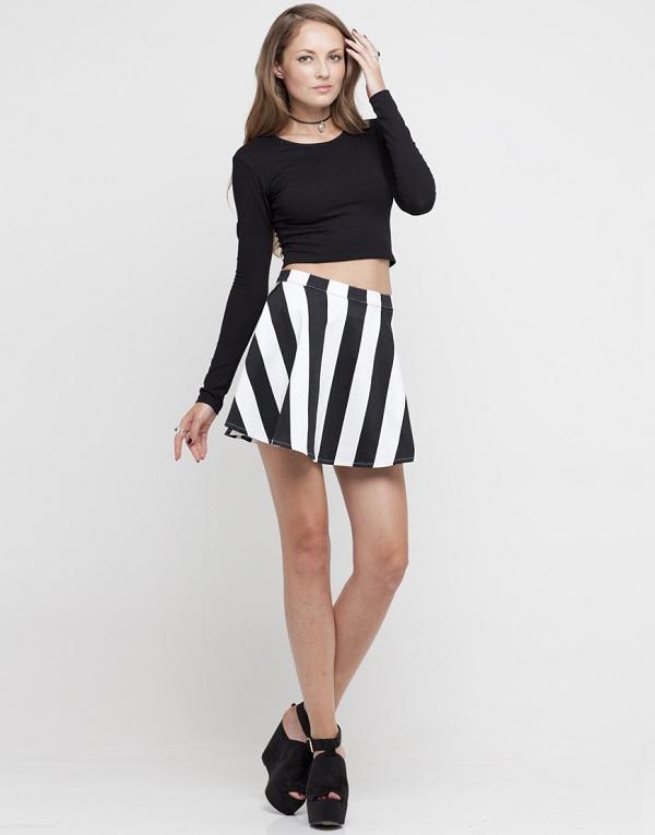 Blanco y negro: ¡elegancia total!