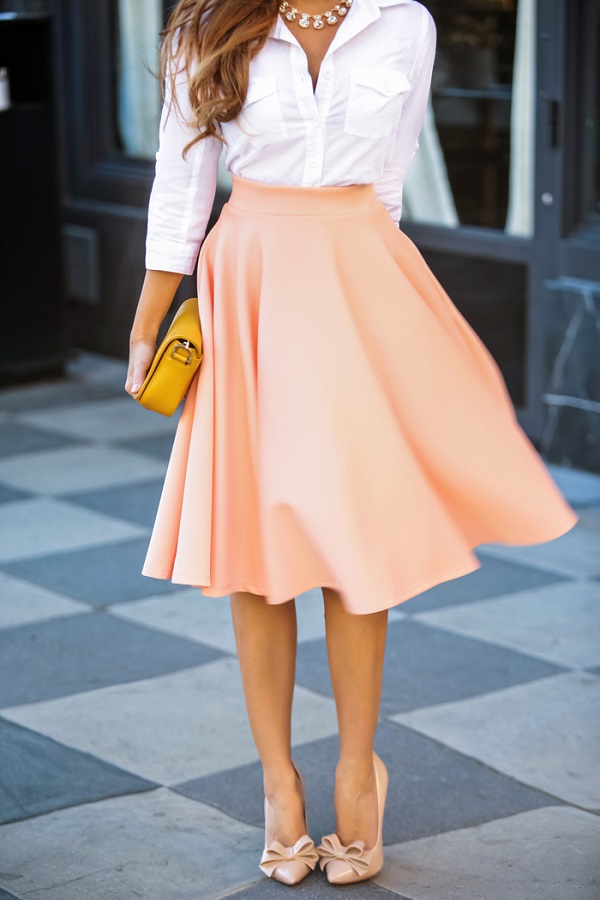 Resultado de imagen para Outfits con faldas