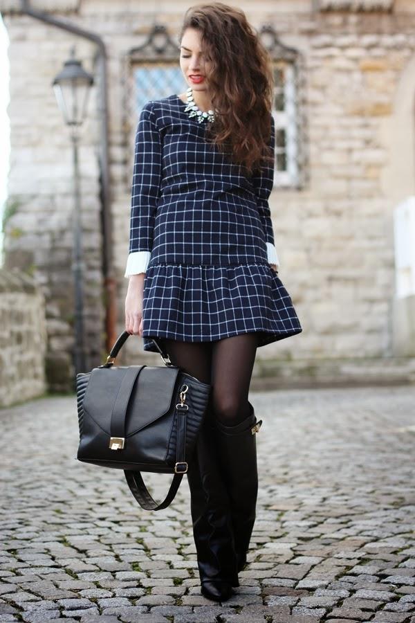 Aprende a lucir abrigada sin dejar de ser sexy | Web de la Moda