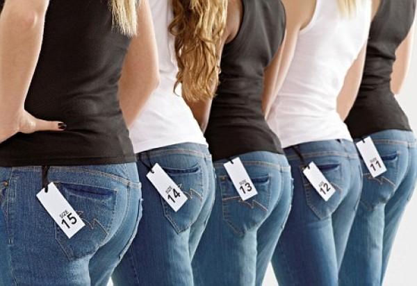 ¡Que no parezca un uniforme! Atrévete a lucir diferentes colores y estampados de jeans