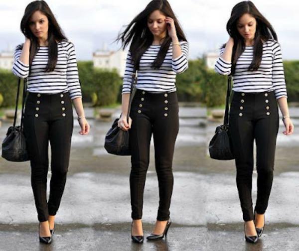 Pantalones De Mesclilla Historia De La Moda Y Tipos